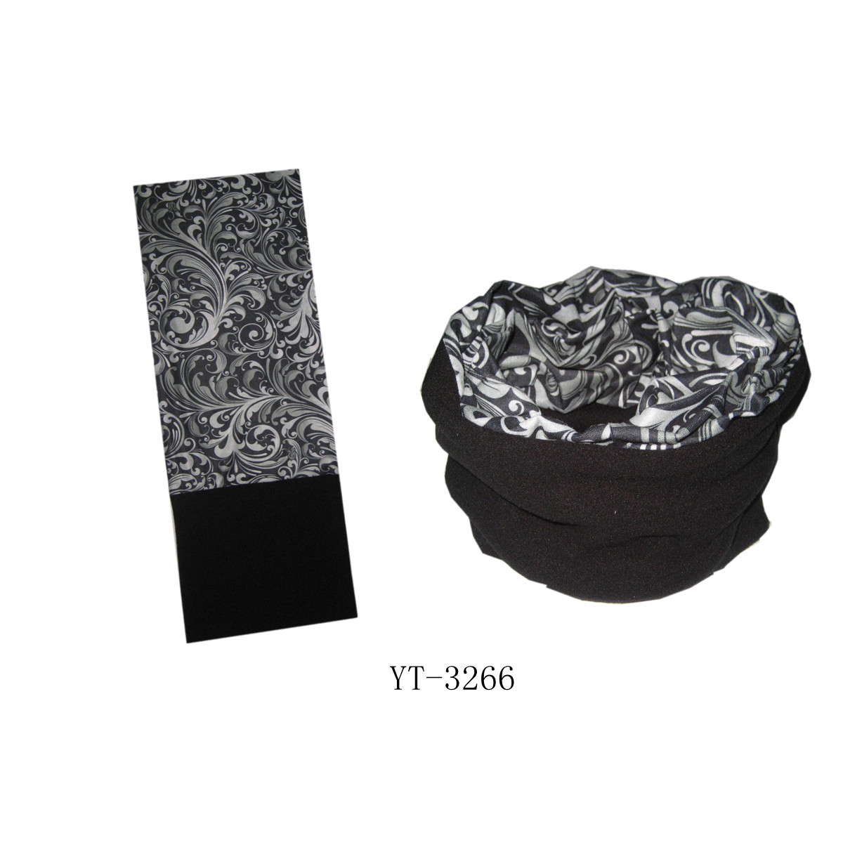 Fashion Multifunctional Bandana+Fleece with Strong Stretch (YT-3226)