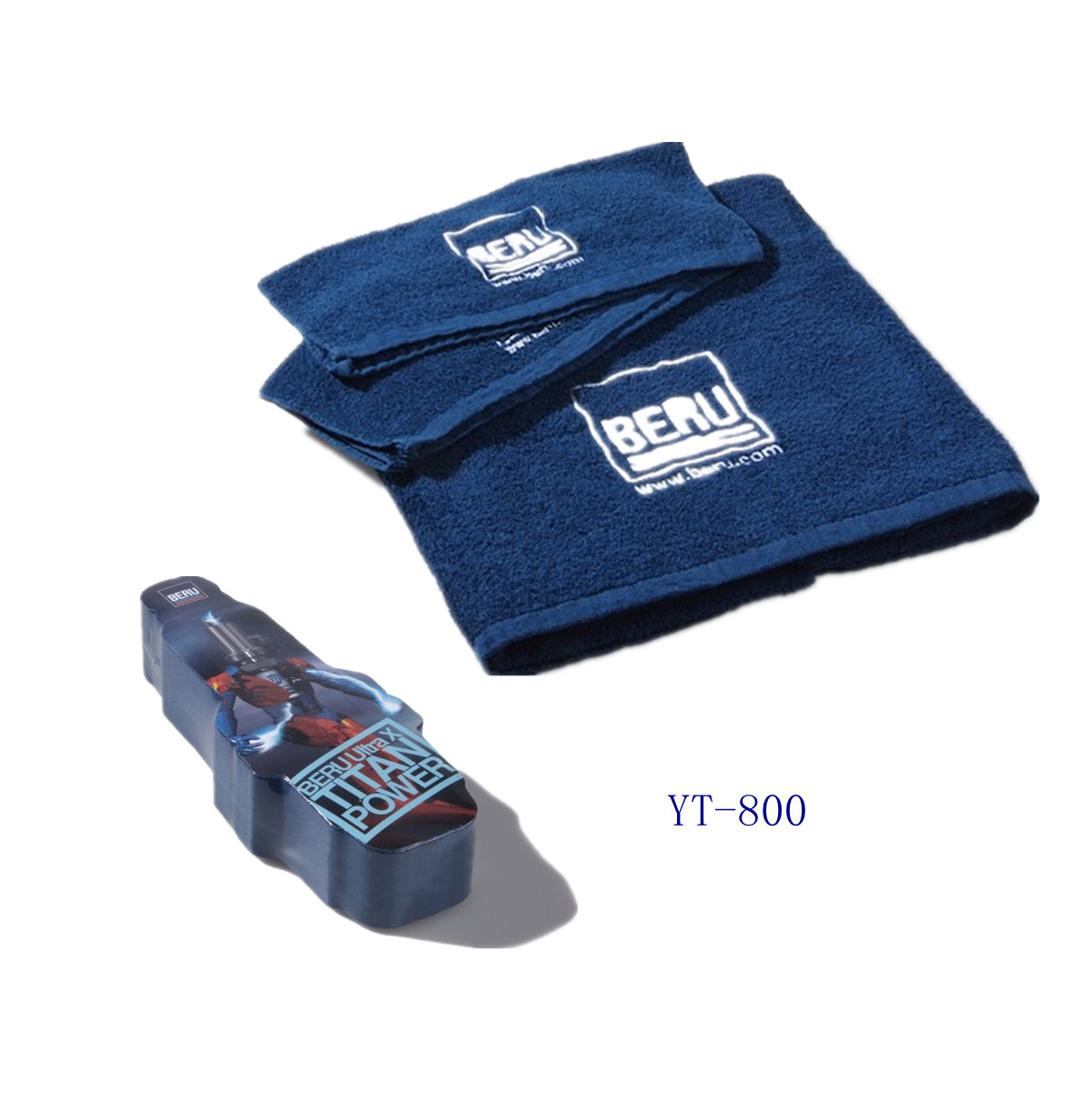 Compressed Towel Sets in Customer's Shape as YT-800