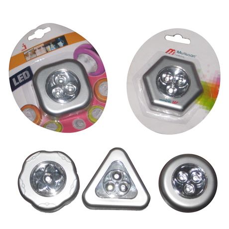 Touch LED Light with Various Shapes (YT-16)