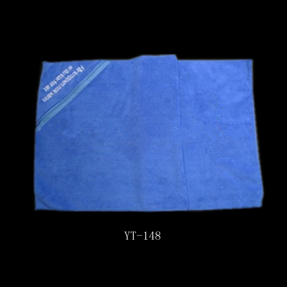 Gym Towel with Zipper Pocket (YT-148)