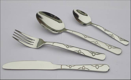 Stainless Western Tableware Sets With 4PCS as YTZ-1301