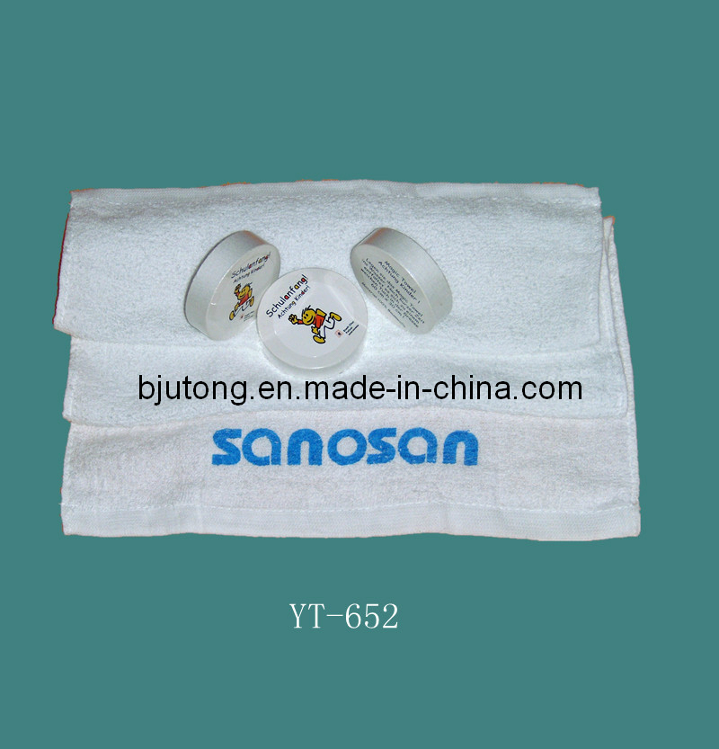 Beautiful Design Compressed Towel (YT-652B)