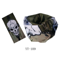 Neck Tube in Skull Design as YT-109