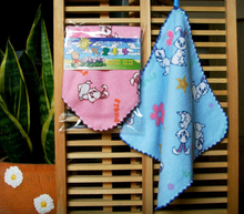 Baby Towels, Children Printing Towels, Microfibe Printing Towel as Yt-1501